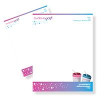 "Letterhead 8.5"" x 11""-Full Color"